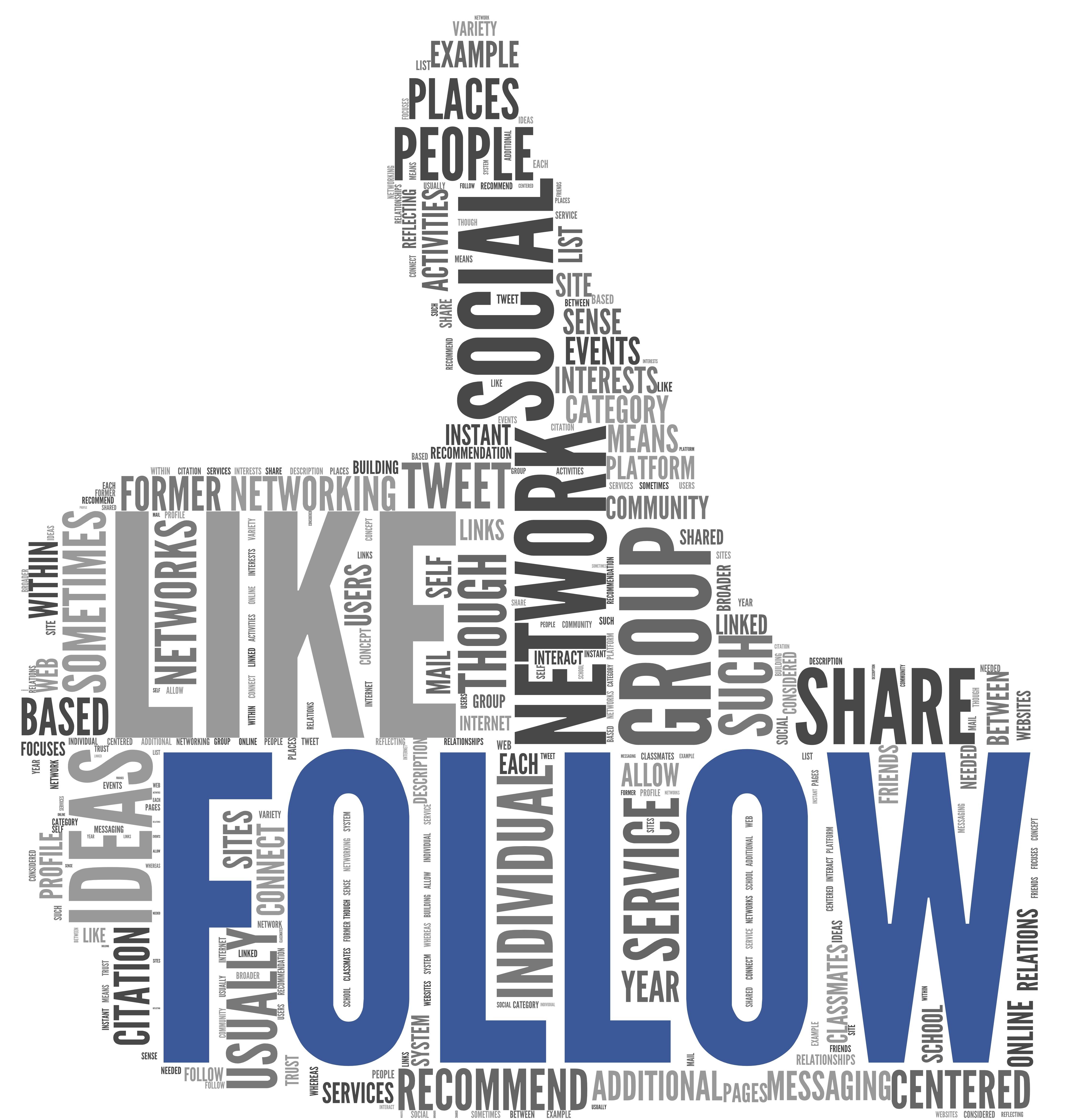 how to grow social media audience