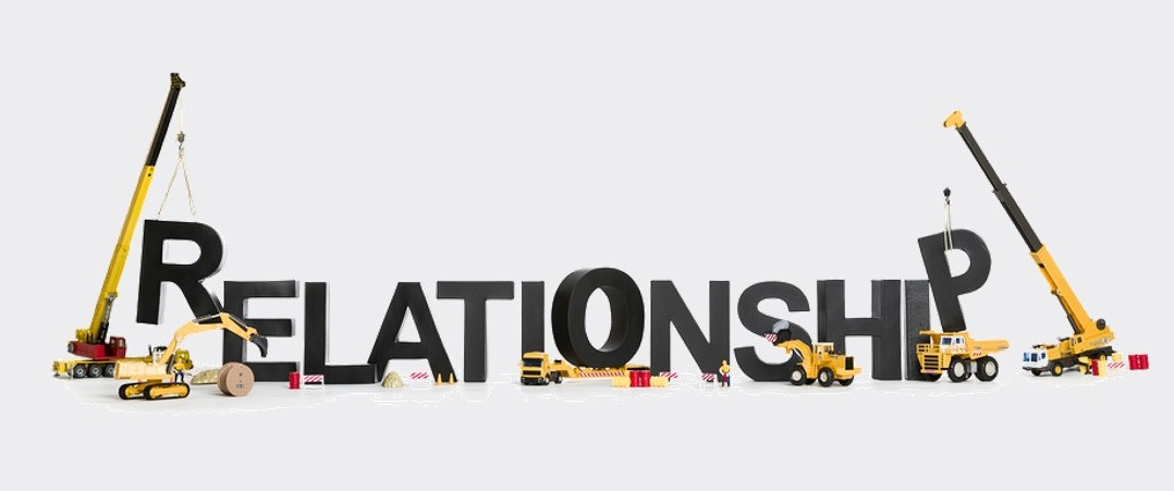 building working relationships with customers As you and your client develop this relationship, or bond, you will find that  to  see why rapport is so crucial to the working relationship.