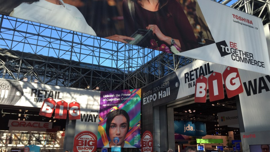 Future Trends From NRF: A Brick & Mortar Disruption