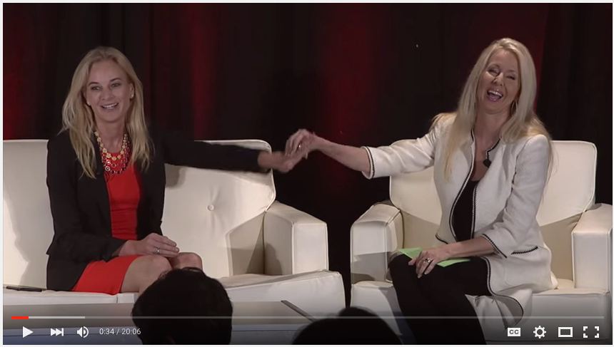 Tamara & Lara Balazs Talk Mobile Innovation at VentureBeat: GrowthBeat