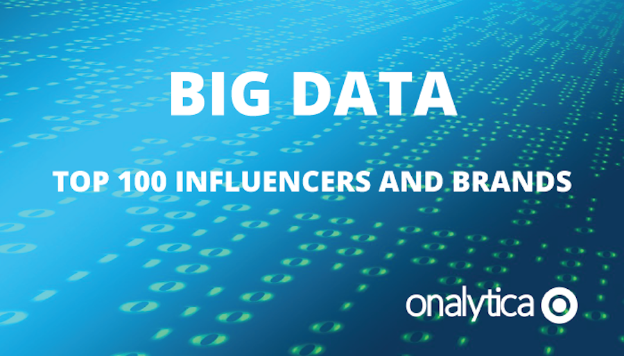 Tamara Ranked One of the Top 50 Global Big Data Influencers