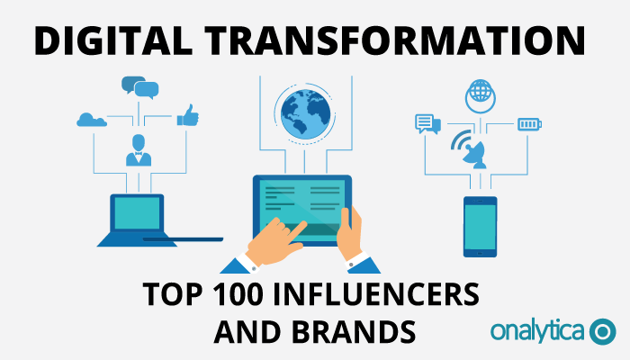 Tamara Named a Top 50 Digital Transformation Influencer