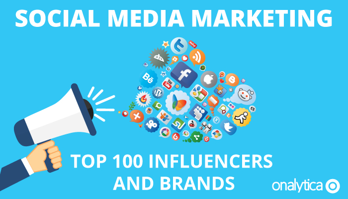 Tamara Named #15 Social Media Marketing Influencer