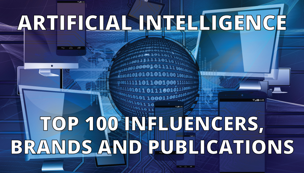 Tamara Ranked #8 Artificial Intelligence Influencer