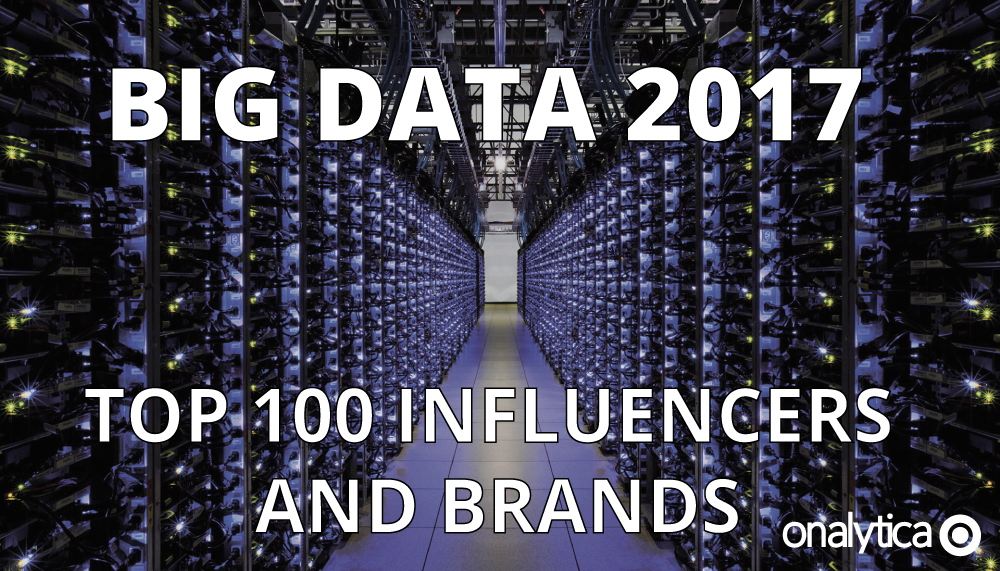 Tamara Named #6 Big Data Influencer